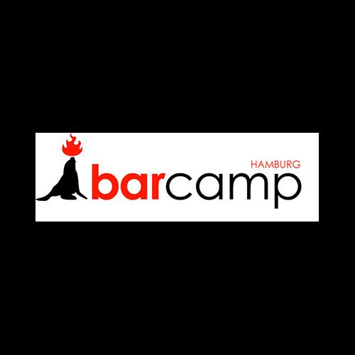 logo hamburg barcamp