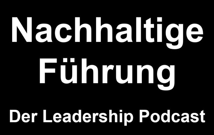 logo nachhaltige führung podcast