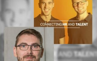 podcast icon connecting hr